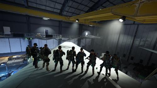 Operation: Dark Hours (Bestzeit Run)